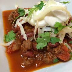Wish Upon A Chef: Stay warm with this hearty homemade Chilly Chili