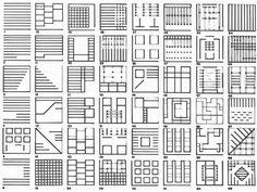 Franco Purini: Study of Architectural Elements (1968) – – SOCKS #Architecture
