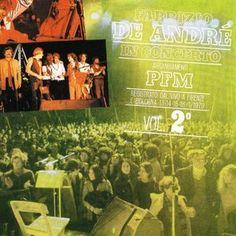 Fabrizio de Andre' in concerto - PFM
