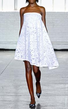 Tanya Taylor Spring/Summer 2014 Trunkshow Look 19 on Moda Operandi