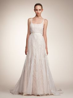 Etheral wedding dress by Angel Sanchez