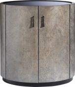Baker Furniture : Ellipse Side Table - 4069 : Bill Sofield : Browse Products