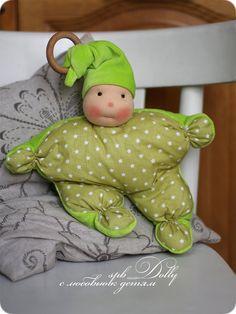 Waldorf Doll   waldorf toy dolls for babies от SpbDOLLY на Etsy