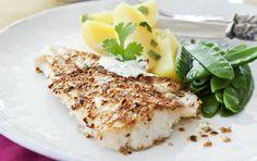 Veckans ProPoints-märkta ViktVäktarrecept är en härlig fiskrätt med ljuva asiatiska smaker! 2 portioner 15 minuter ProPoints värde/port: 8 Kcal/port: 315 Ingredienser 300 g vit...