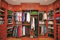 Master Walk in closet suite - traditional - closet - boston - Marie Newton, Closets Redefined