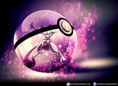 #pokemon #pokeball #purple