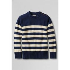 Land's End Little Boys' Sweater