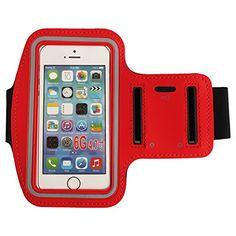 Waterproof Reflective Sprots Armband Case with key h Electronics, Phone, Key, Sport, Amazon, Wristlets, Telephone, Deporte, Amazons