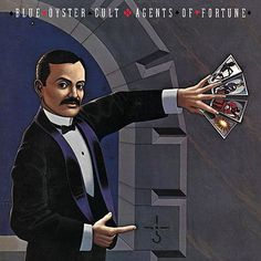 Blue Oyster Cult Agents of Fortune – Knick Knack Records
