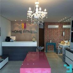 Projeto de Arquitetura de Interiores Comercial, Loja Home Fitness, Goiânia. #IssoéFors #Fors #Ideias #Arquitetura