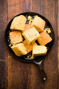 ... cornbread on Pinterest | Cornbread, Blueberry cornbread and Blue