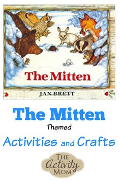 The Mitten Activities and Crafts