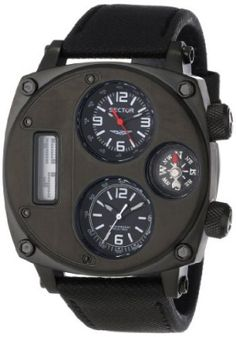 Relógio Sector Men's R3251207007 Mountain Compass Analog Stainless Steel Watch #Relógio #Sector