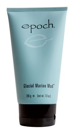 Nu Skin Epoch Glacial Marine Mud - Revitalising clay mask with sea botanicals draws out dirt and impurities from the skin Nu Skin, Epoch Mud Mask, Marine Mud Mask, Home Facial Treatments, Mobile Beauty Therapist, Glacial Marine Mud, Eyebrow Serum, Blemish Remover, Foundation