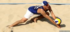 The Best Photos From Rio 2016: Aug. 9 Nick Lucena, Beach Volleyball