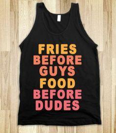I NEED this shirt!! lol
