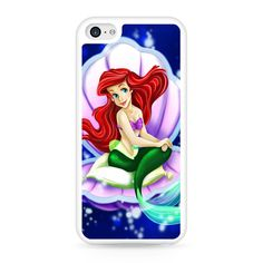 Disney Ariel Little Mermaid iPhone 5C Case