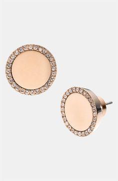 Michael Kors 'Brilliance' Stud Earrings