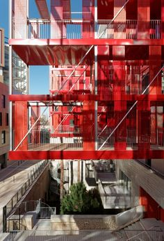 Version Rubis Housing by Jean-Paul Viguier Architecture