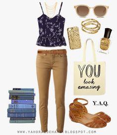 Y. A. Q. - Blog de moda, inspiración y tendencias #Style #Ropa #WOW