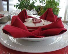 Déco de table réussie pour votre Saint Valentin fantastique