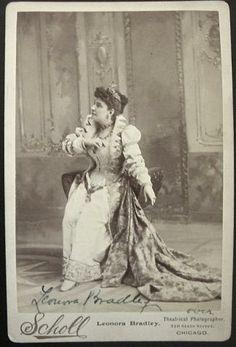 Leonora Bradley