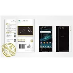 Benks Super Scratch-Resistant Set Series Magic THR 5H Screen Protector For Sony Xperia Z