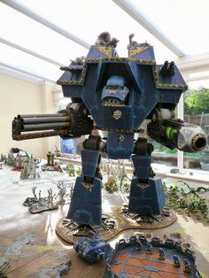 Lucius Mk3 Warlord Titan