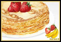 Crepes ligeras  Ingredientes: 80 gr. de queso de crema 2 huevos 1 cucharada de canela 1 cucharada de edulcorante 1 cucharada de mantequilla    Preparación de los crepes: Para empezar, bate los dos huevos y añade la canela, el edulcorante y la mantequilla hasta hacer que sea una mezcla única.  A continuación, agrega el queso cremoso y vuelve a batir hasta que obtengas una crema homogénea.  Pon una sartén al fuego, con un par de gotas de aceite y utiliza papel de cocina para esparcir el aceite…