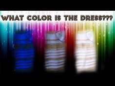 Proof that the dress is white and gold.