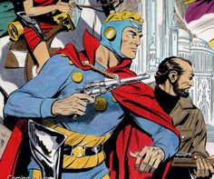 Flash Gordon Comics | ... , most notably King Feature's 1960's FLASH GORDON comic book