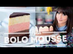 BOLO MOUSSE NAPOLITANO | Dani Noce - YouTube