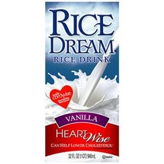 Imagine Rice Dream Drink, Heartwise Vanilla, 32-Ounce Boxes (Pack of 12) -- Want to know more, click on the image.