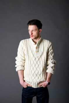 every man should own this sweater