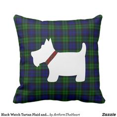 Black Watch Tartan Plaid and Scottie Dog Pillow Follow the link to see this product on Zazzle! @zazzle #dog #dogs #dogstuff #dogpin #pet #pets #animals #animal #fun #buy #shop #shopping #sale #gift #dogowner #dogmom #dogdad #apartment #apartmentgoals #apartmenttherapy #home #decor #homedecor #bedroom #apartmenttherapy #throw #pillows #throwpillows #pillow