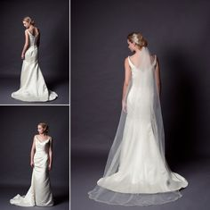 Wedding dress from the MiaMia collection by Alan Hannah | Love My Dress® UK Wedding Blog