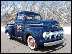 1951 Ford F1 Pickup 239 CI