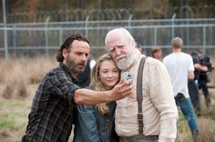 walking-dead-rick-selfie