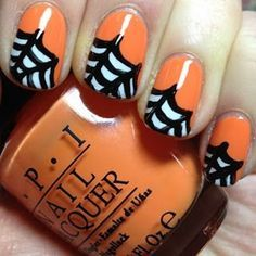 This is a link to the original site. This site has some cool Halloween nail art ideas/tutorials.