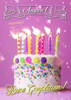Gif Mania, Happy Birthday, Birthday Cake, My Images, Birthday Candles, Birthdays, Lily, Happy Brithday, Party