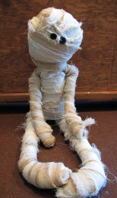 Christmas In July Sale Mummy Doll Primitive Country by ThatSallie, $18.40