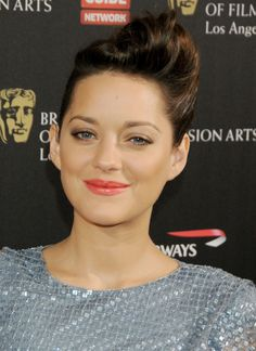 Marion Cotillard Radiates Elegance on the Red Carpet - Like Only a Fre Photos | W Magazine