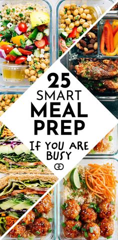 Easy Healthy Meal Plans, Veggie Meal Prep, Easy Healthy Recipes, Food Prep, Sunday Meal Prep, Lunch Meal Prep, Meal Prep For The Week, Meal Prep Plans, Kids Meal Plan