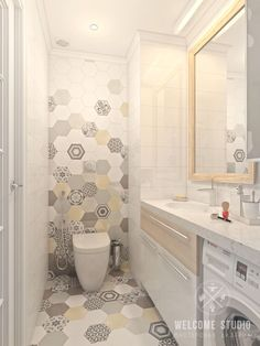White and Gold Bathroom Decor . White and Gold Bathroom Decor . Elegant Bathroom with Wall Tiles Beautiful Brass Faucets Bathroom Interior Design, Vintage Bathrooms, Eclectic Bathroom, Bathroom Layout, Bathroom Vanity Designs, Bathroom Wall Cabinets, Bathroom Flooring, Bathroom Decor, Tile Bathroom