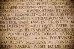 The Grammar of Latin