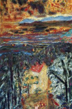 Pierre Bonnard(FRA)      ピエール・ボナール(仏)