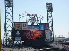 San Francisco, CA ~  Go Giants!!