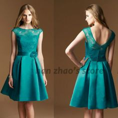 vestido azul turquesa oscuro - Buscar con Google