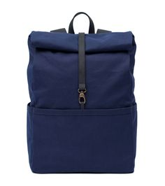 VANOOK |Shop for bags, totes, backpacks, weekender, travel bags and laptop cases Backpack Navy Charcoal
