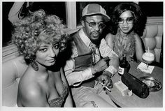 Chicago Clubgoers circa 70's